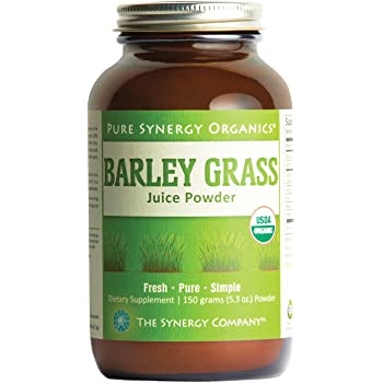 Amazon Com Organic Barley Grass Juice Powder Barley Green