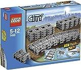 LEGO 7499 City Flexible Tracks Toy Accessory