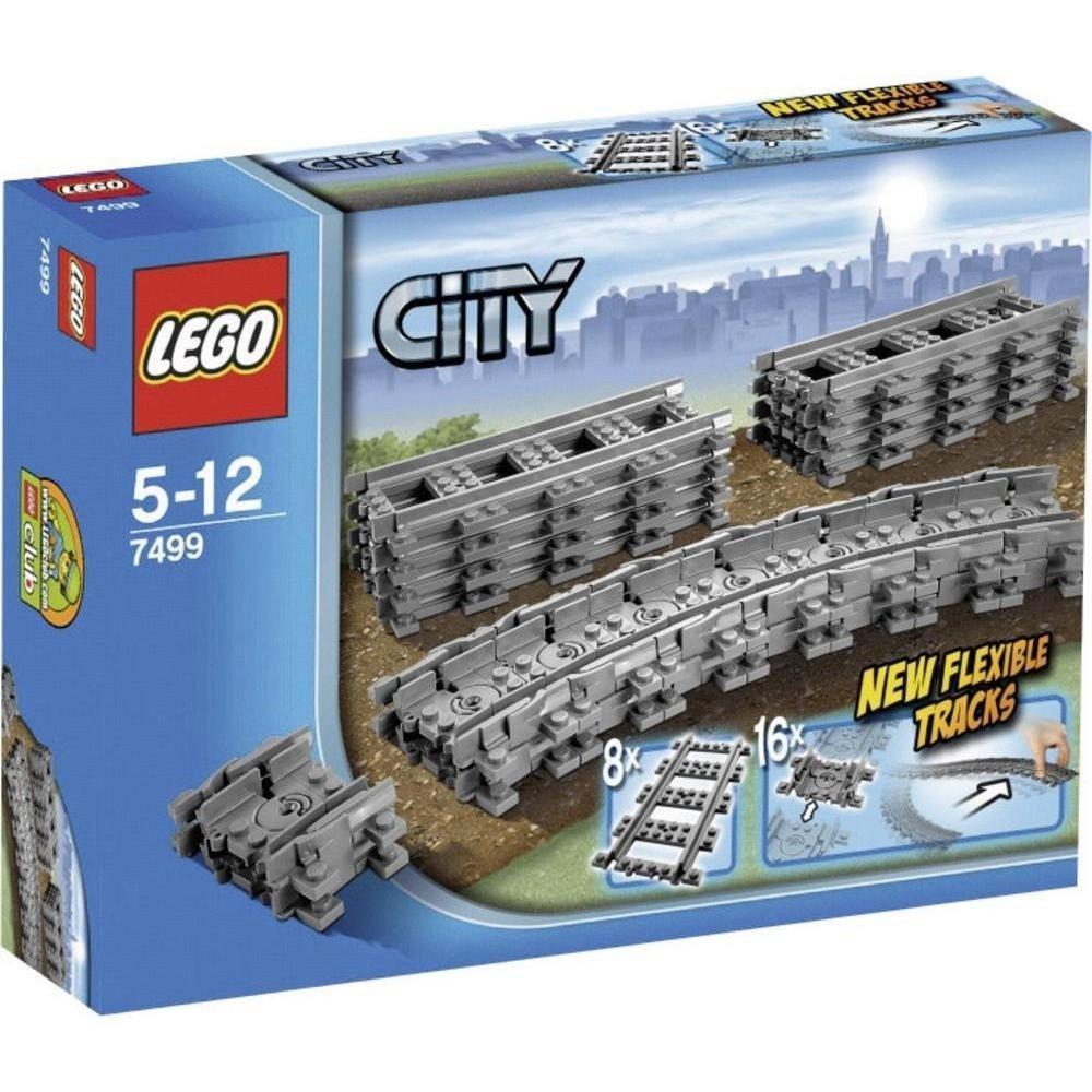 LEGO City Vías flexibles