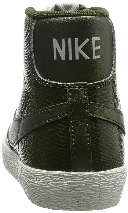 free shipping 49059 29919 Amazon.com | Nike Women's Blazer Mid LTR PRM Running Shoes | Road Running
