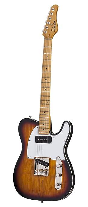 Schecter guitarra Research PT especial sólido cuerpo para guitarra eléctrica ,