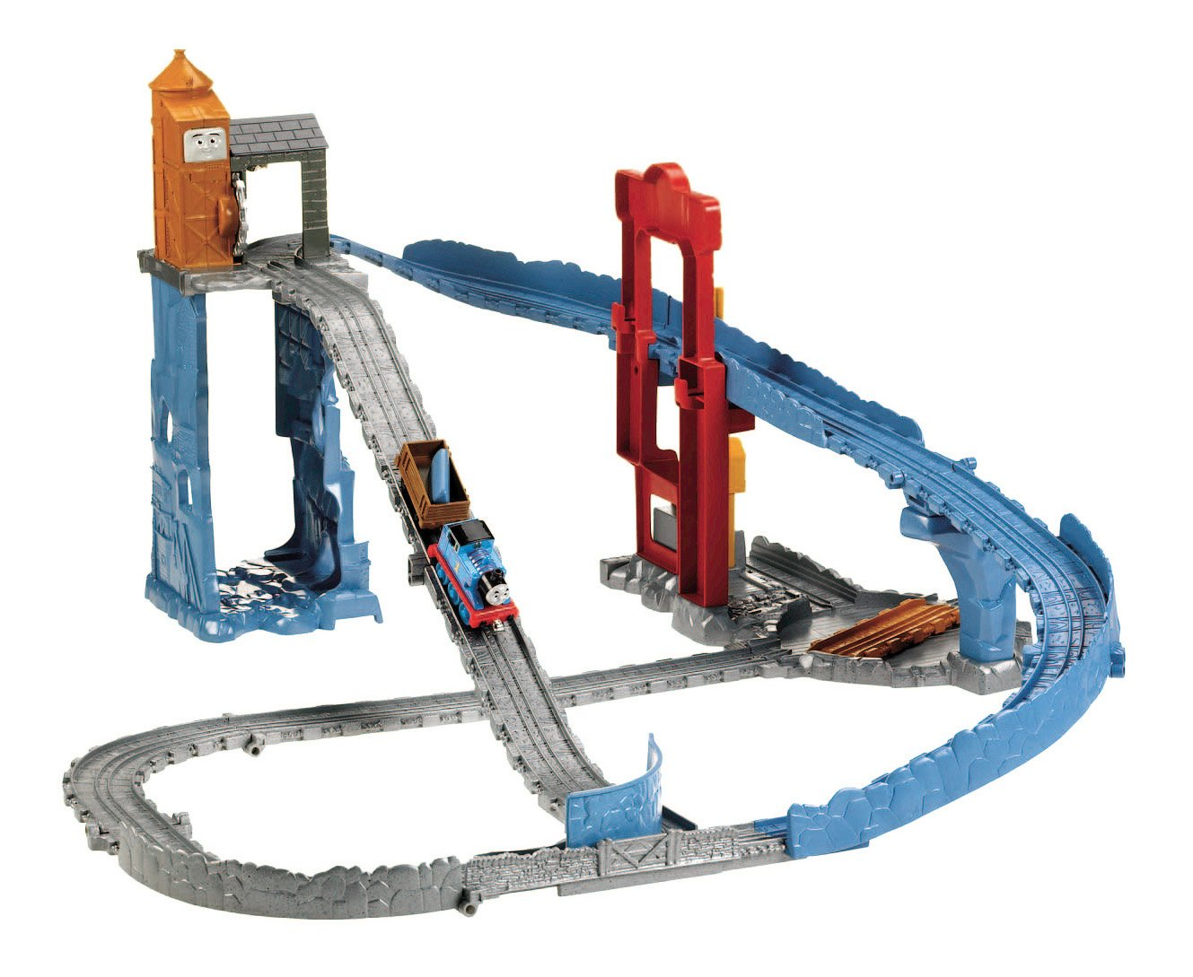Fisher Price Thomas Friends The Great Quarry Climb
