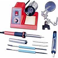 fer à souder en étain électrique professionnelle 58W-220V + Kit avec pièces
