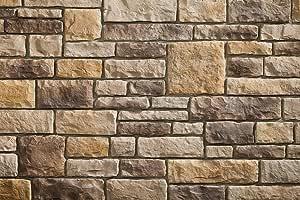 ورق حائط فينيل ارتفاع 2.7 متر و عرض 3.8 متر من دبليو هوم ثرى دى