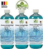 JaTop - Ricarica universale di detergente per testine per rasoi elettrici Braun e Panasonic