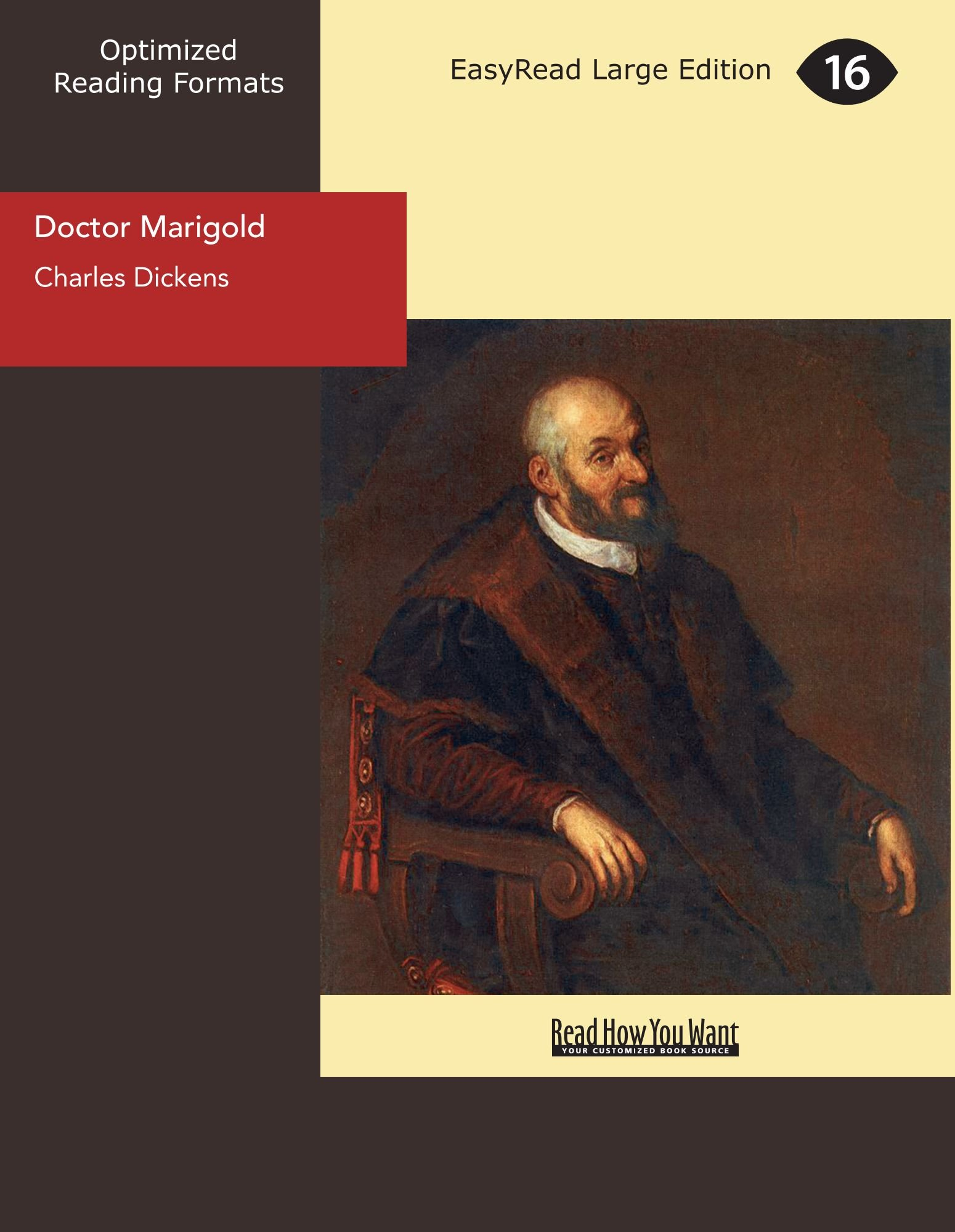 Doctor Marigold pdf