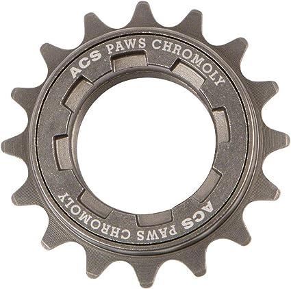 "Nickel ACS PAWS M30 Freewheel 15T 3//32/"""