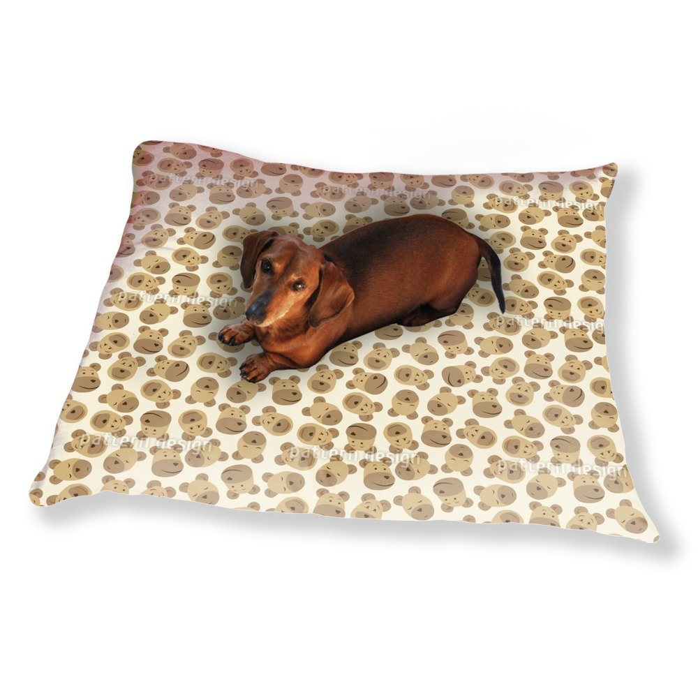Mister Bear Beige Dog Pillow Luxury Dog / Cat Pet Bed