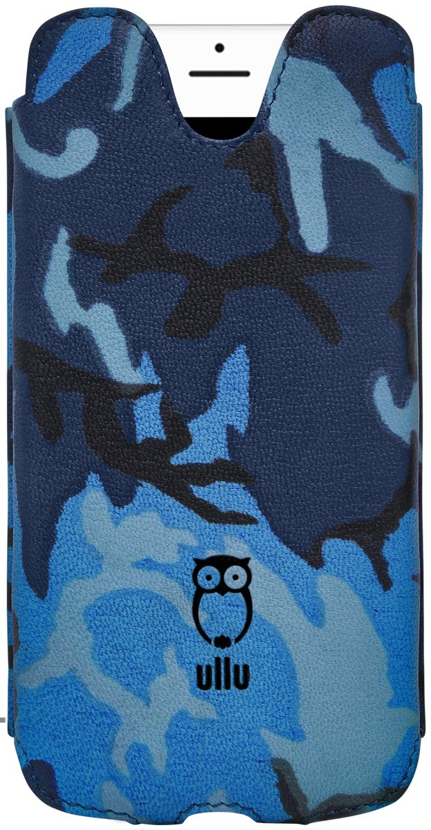 ullu Sleeve for iPhone 8/ 7 - Navy Blue UDUO7PL76