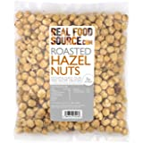 RealFoodSource Roasted Whole Hazelnuts 1KG