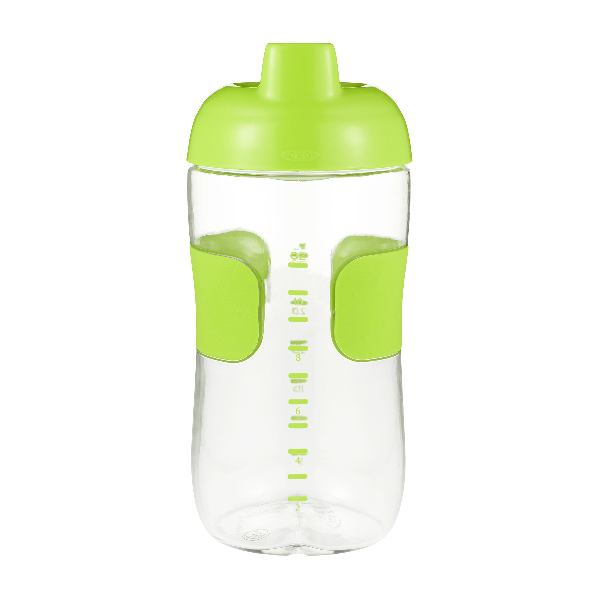 OXO Tot Sippy Cup with Leakproof Valve (11 oz.) Green