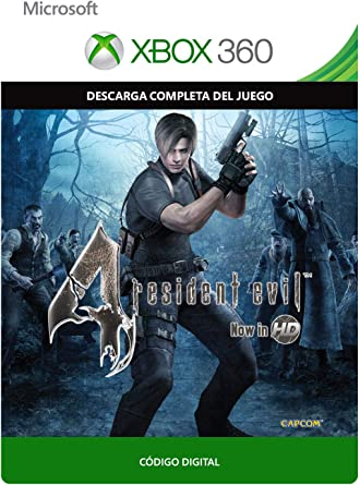 Resident Evil 4: Standard | Xbox 360 - Código de descarga: Amazon ...
