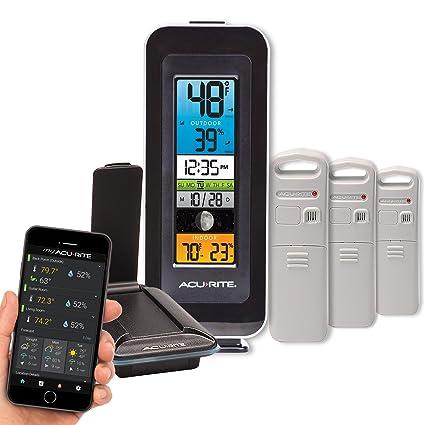 AcuRite Digital termómetro con temperatura interior/exterior