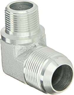 JIC Flare-Twin Fitting Plug Eaton Weatherhead C5229X16 Carbon Steel SAE 37 Degree 1 Tube OD