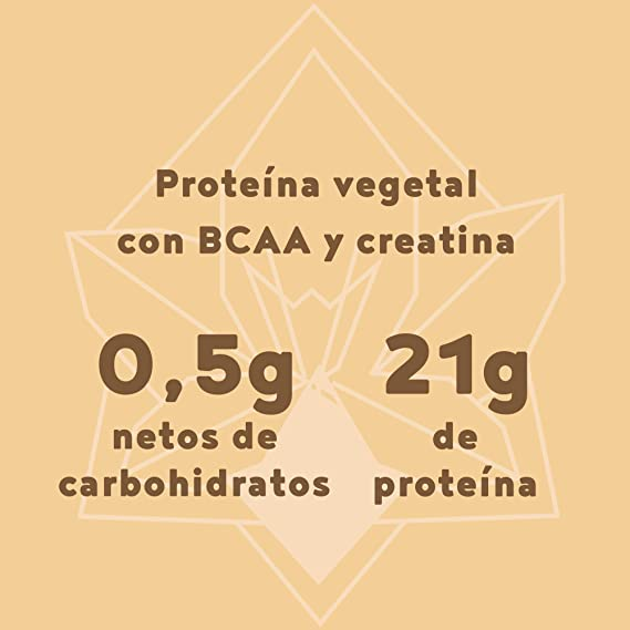 Proteina Vegana Musculos | VAINILLA | Proteína vegetal de ...