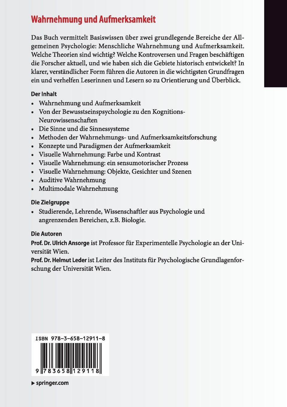 AUFMERKSAMKEIT PSYCHOLOGIE EBOOK DOWNLOAD