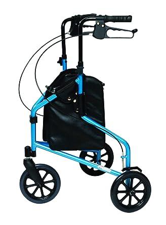 Amazon.com: Lumiscope Lumex 609201B Caminador de 3 ruedas ...