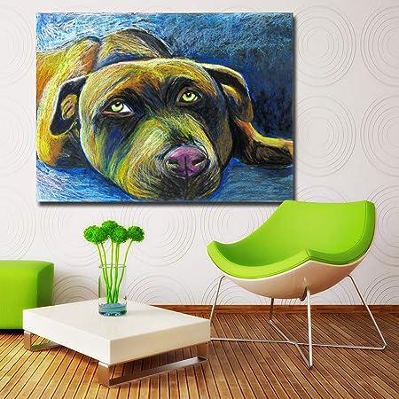 pasteles perro Animales Carteles e impresiones Arte de la ...