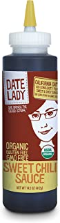 product image for Date Lady Organic Sweet Chili Sauce | No Corn Syrup or Cane Sugar | No Added Flavors or MSG