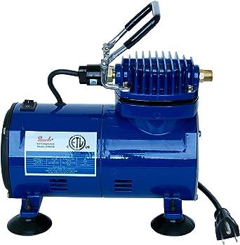 Paasche Airbrush D500 1/10 H.P. Air Compressor