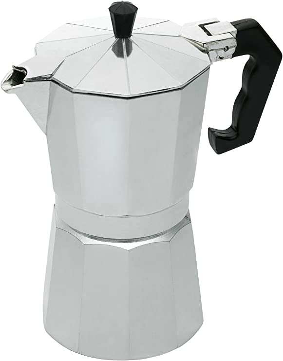 Kitchen Craft LeXpress classico Style - Cafetera italiana (6 ...