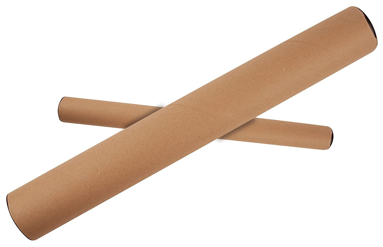 APLI Kids 13146 –  Tubi Porta Documenti in cartone, 40 x 430 x 460 mm 40x 430x 460mm