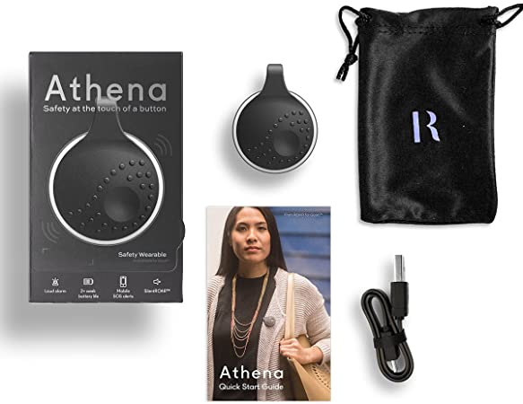 ROAR for Good Athena Wearable Safety Accessory: Amazon.co.uk ...