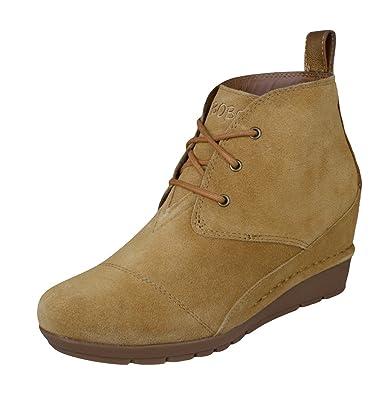 Skechers Bobs High Peaks Damen Wedge Sneaker/Stiefel