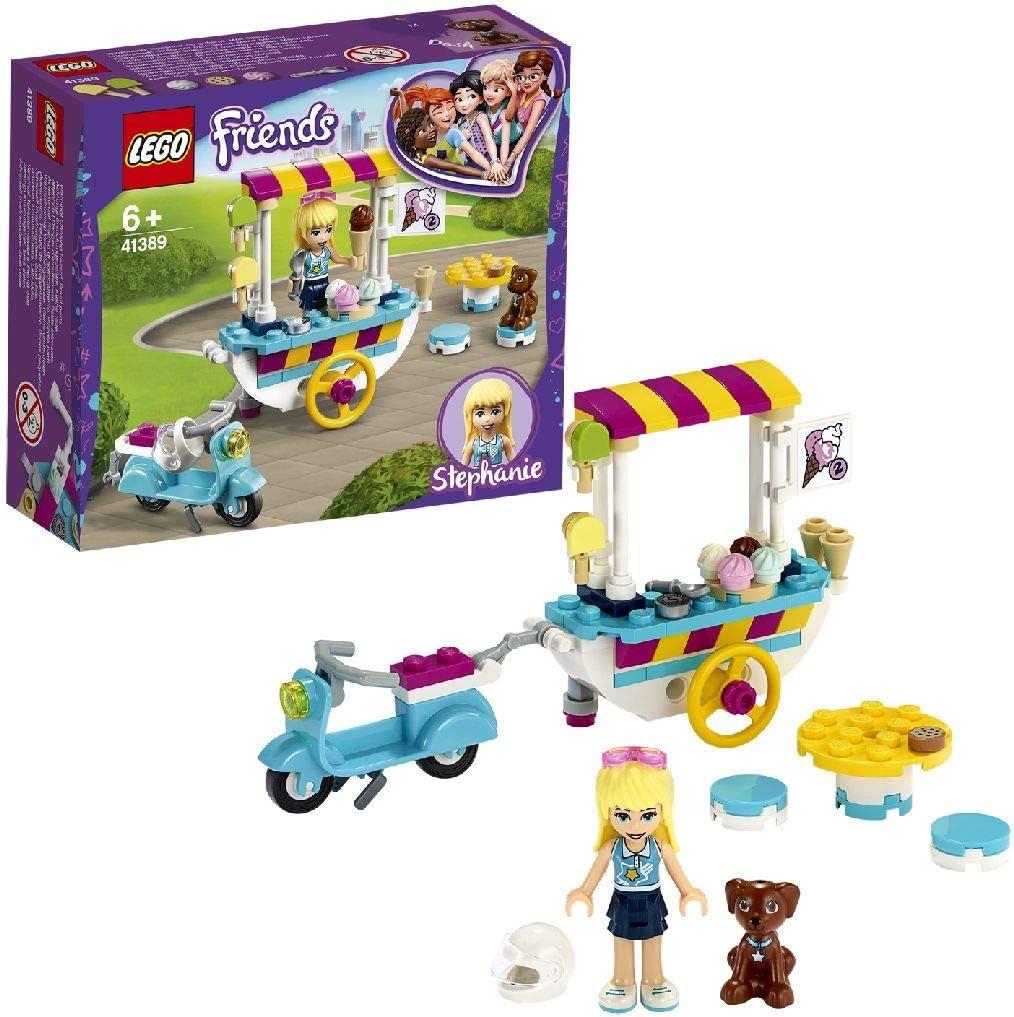 レゴ(LEGO) フレンズ ステファニーのアイスクリームショップ 41389