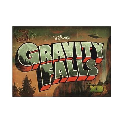 Gravity Falls - postales - 25 unidades: Amazon.es: Oficina y ...