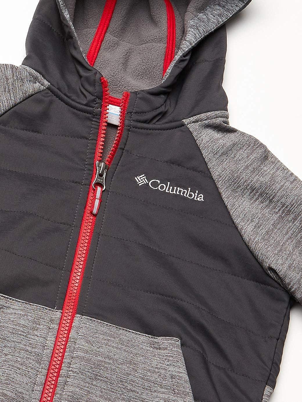 Columbia Boys SMore Adventure/Hybrid Hoodie