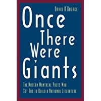 Once There Were Giants: The Modern Montreal Poets Who Set Out to Build a National Literature