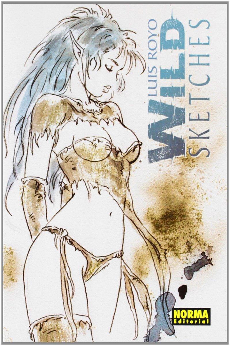 wild-sketches-2-luis-royo-luis-royo-libros