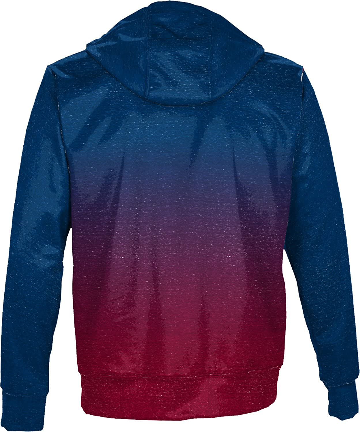 ProSphere University of Pennsylvania Boys Full Zip Hoodie Gradient