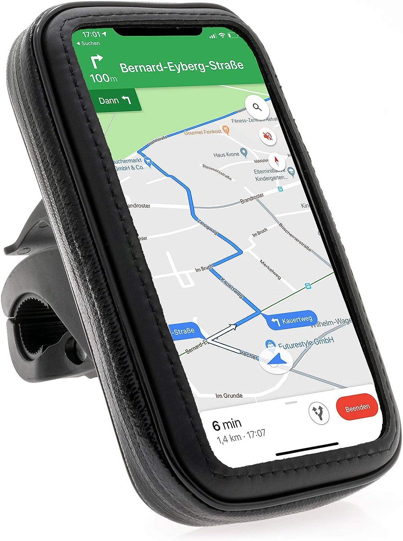 Xaiox - Soporte Universal de Bicicleta para Smartphone de hasta 16 ...