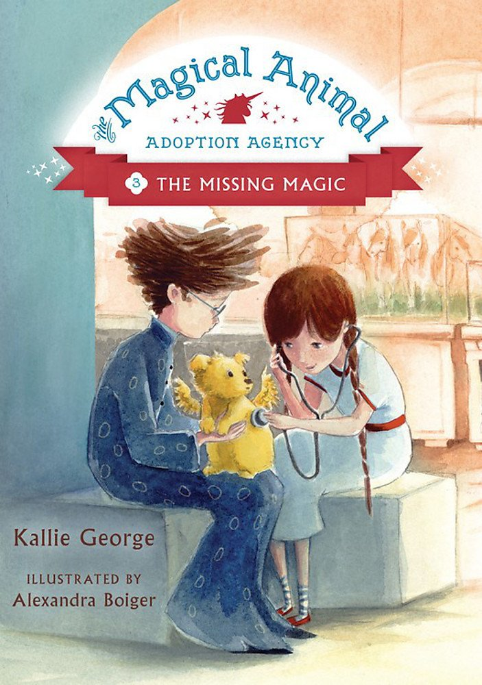 Magical Animal Adoption Agency Missing product image