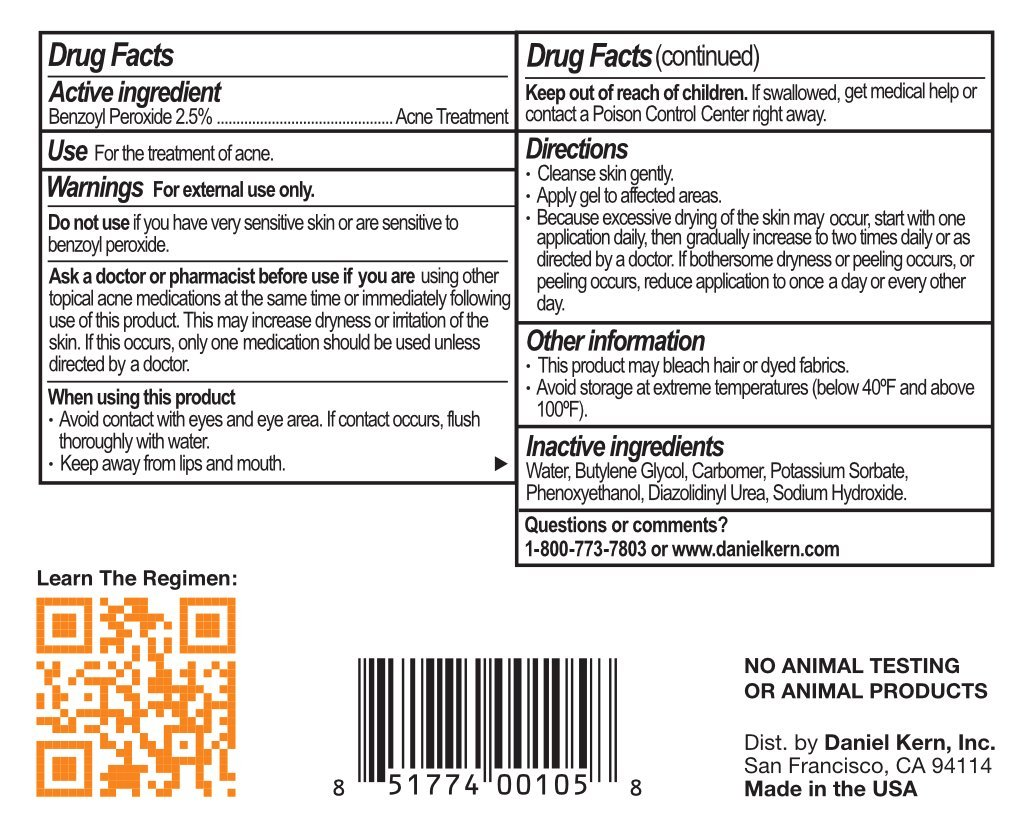Back/Body Kit with Benzoyl Peroxide by Acne.org (Image #3)