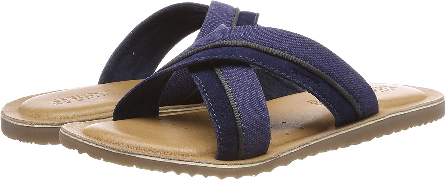Geox Men's U Artie F Open Toe Sandals: Amazon.co.uk: Shoes