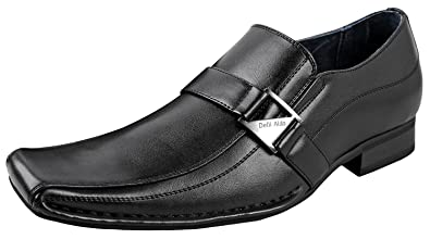 4847c50c88468 Delli Aldo M-19231 Mens Loafers Dress Classic Shoes w/Leather Lining…