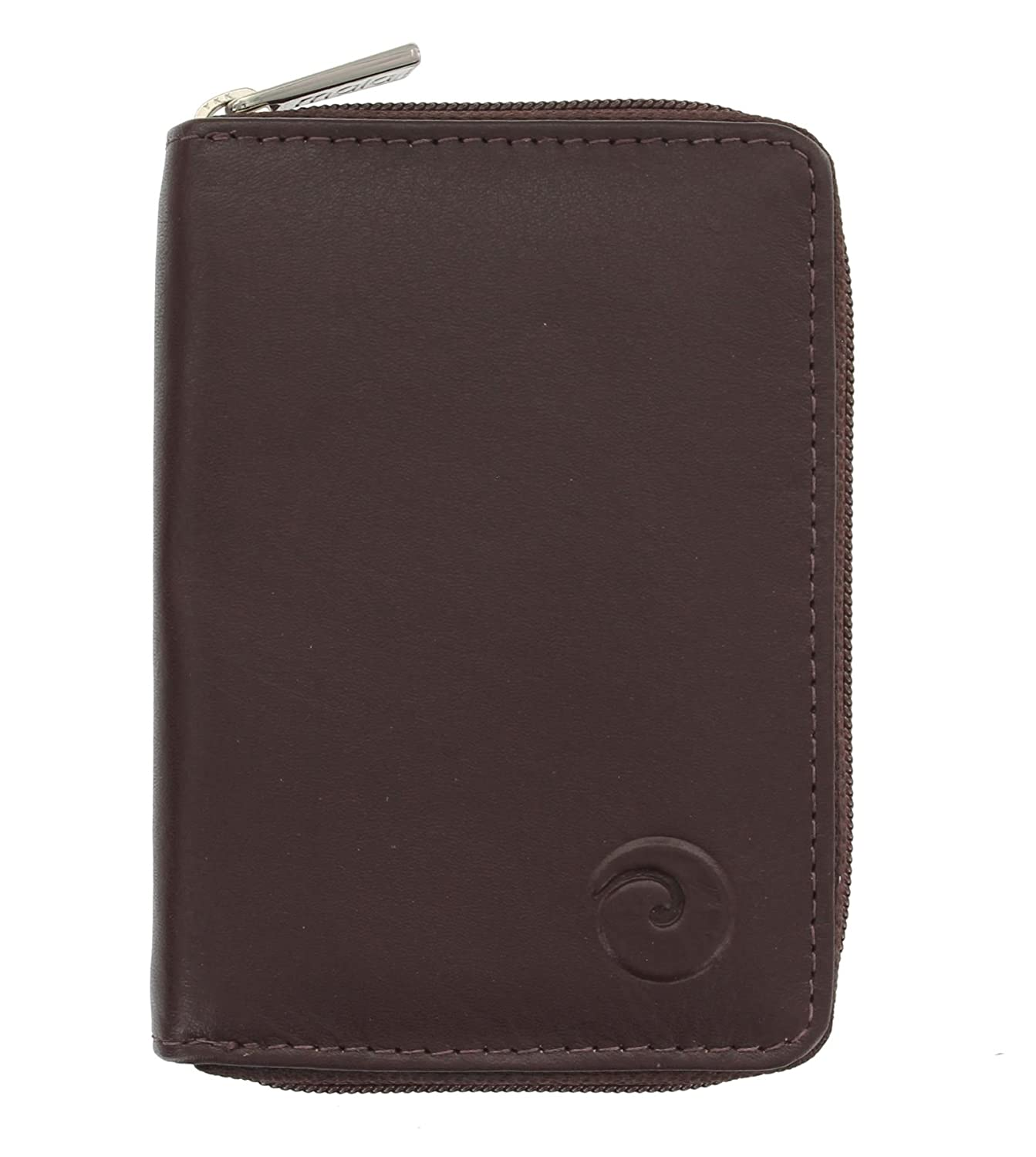 Mala Leather Mens Origin Collection Leather Concertina Credit Card Holder