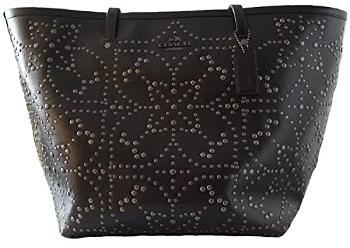 Amazon.com: Coach grande Calle Purse bolsa Bolso f35163 ...