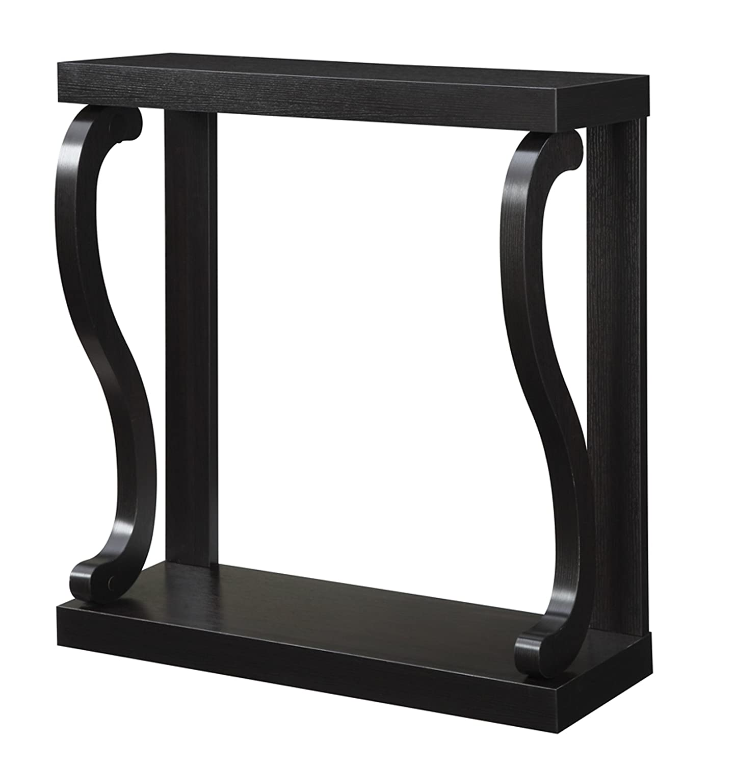 Convenience Concepts Newport Collection Gramercy Console Table, Espresso