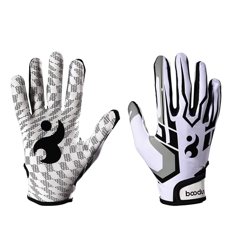 Blisfille Baseball Handschuhe Sporthandschuhe Komfortable Atmungsaktive Silikon Rutschfeste Baseball Handschuhe Größe