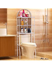 over the toilet storage - Over The Toilet Bathroom Organizers