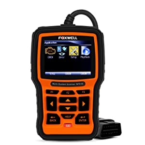 FOXWELL NT510 Full–System Diagnostic Tool for Audi