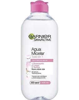 Garnier Skin Active Agua Micelar Clásica para Pieles Normales Todo en Uno - 400 ml