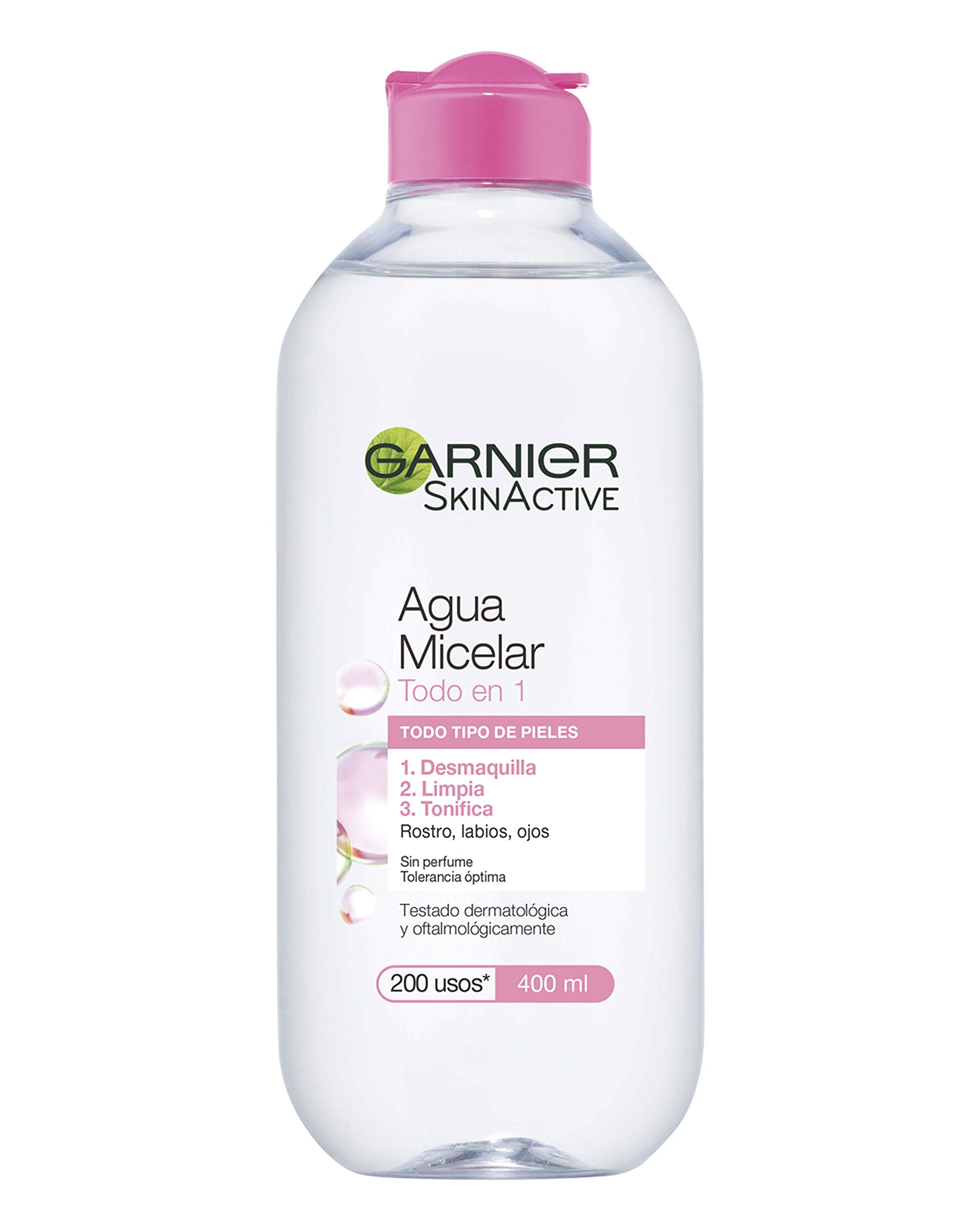 Garnier Skin Active Agua Micelar Clásica para Pieles Normales Todo en Uno - 400 ml product