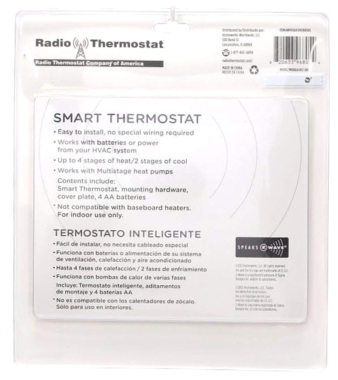 Iris Smart WiFi Smartphone con termostato/de Iris: Amazon.es: Iluminación