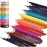 Kacuco Farben Buntstifte Set 48 Farben - brillante Farben