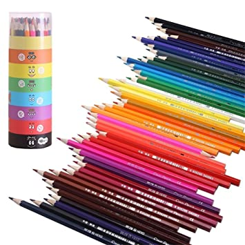 Supnew 48 Color Colouring Pencils Drawing As Smooth Prismacolor For Sketch